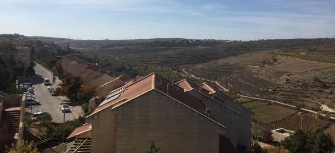 Efrat, Israeli settlement on the West Bank