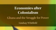 CAE book Ghana - Economies after Colonialism